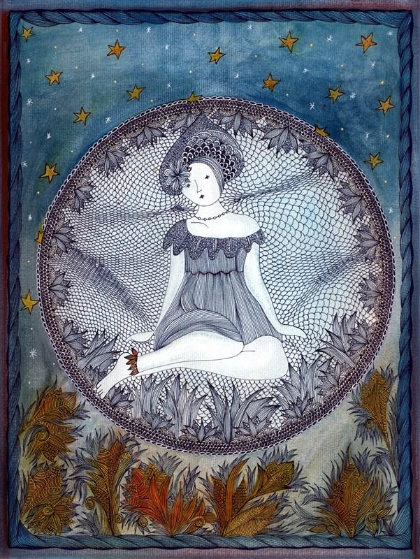 2016. Princesse de Lune et ... d'autres. Poème de Thésée