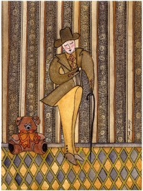 2009. La semaine d'Antonin Artaud. Poème de Jean-Paul Gavard-Perret