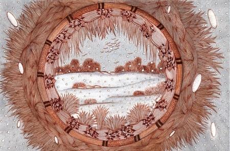 2013. Don de neige. Poème de Jean-Paul Gavard-Perret