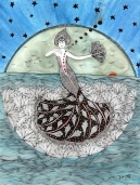 La dame de la mer