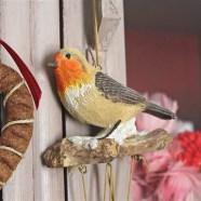 L'oiseau du buffet