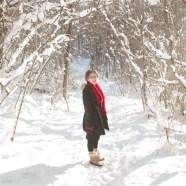 20 janvier 2017. Promenade en Chartreuse en compagnie d'Olga Valeska