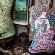 L'ange. Photo : David Richallet