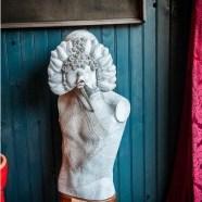 Mannequins dans mon atelier. Photo : David Richallet