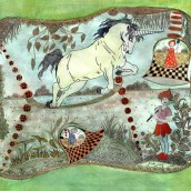 Licorne et sortilèges : le joueur de flûte