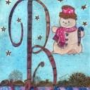 2011. Noël en Alphabet. (2)