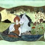 Licorne et sortilèges : La dame