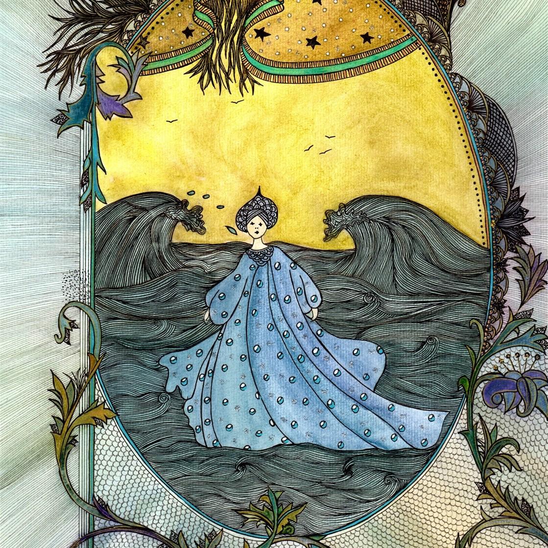 Gwenaël et la fée de la mer – Le long chemin