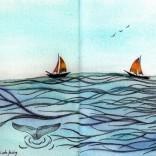 Exemplaire N° 18 - Pochette Verso - Format : 20 cm x 30.5 cm