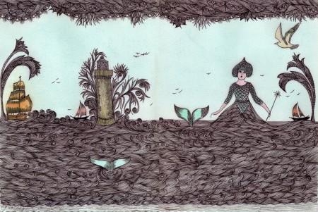 Gwenaël et la fée de la mer – Le long chemin - N° 26