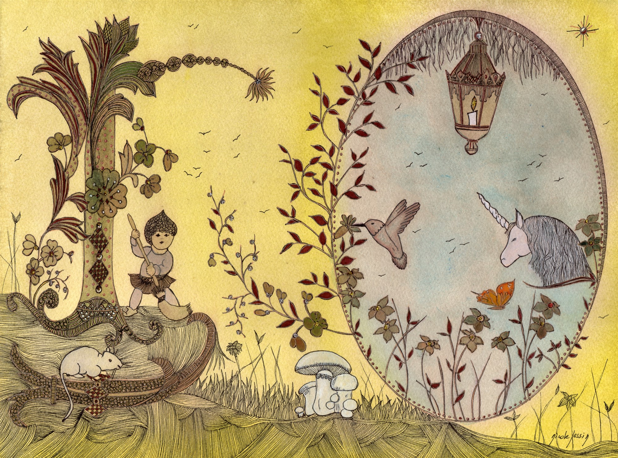Licornes et sortilèges
