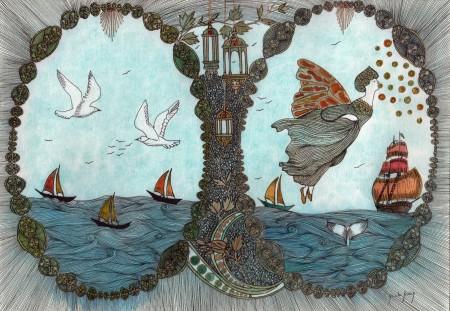 Gwenaël et la fée de la mer – Le long chemin - N° 27