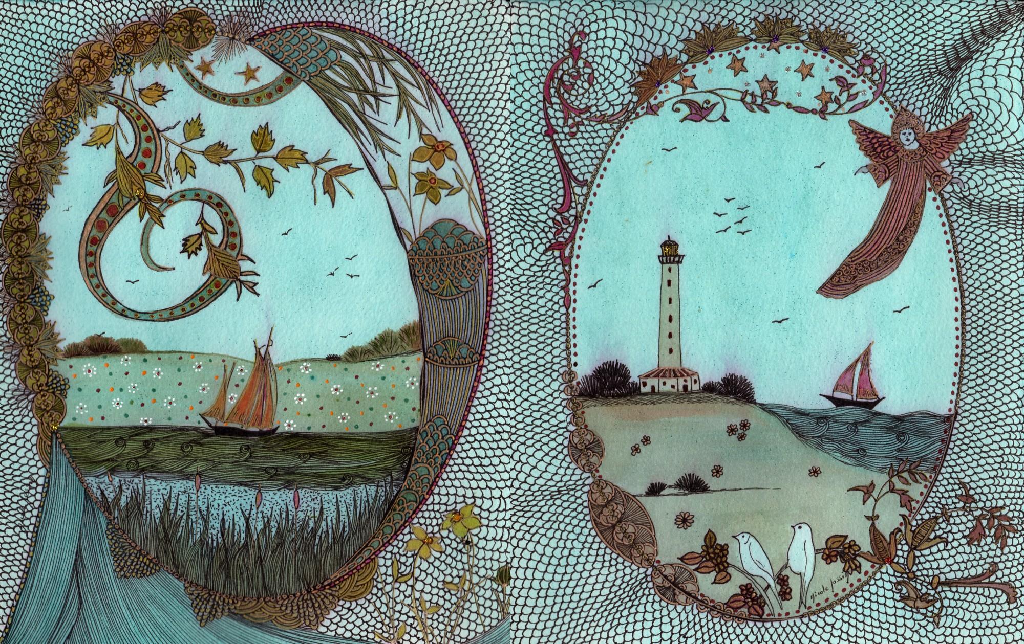 Gwenaël et la fée de la mer – Le long chemin - N° 29