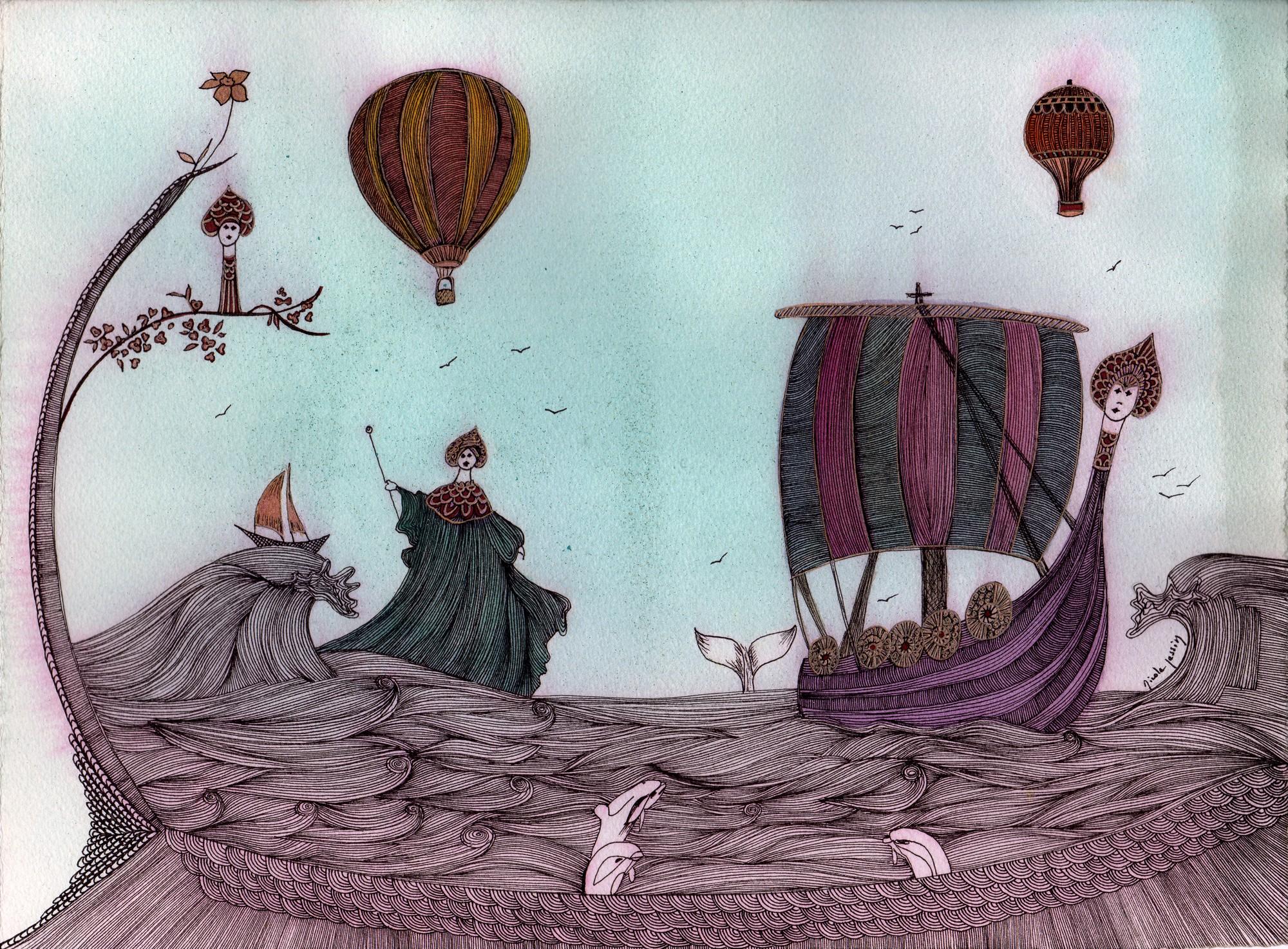 Gwenaël et la fée de la mer – Le long chemin - N° 30