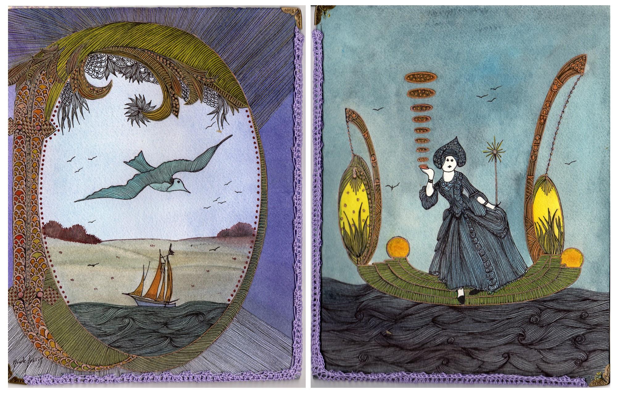 Gwenaël et la fée de la mer – Le long chemin - N° 31