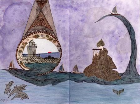 Gwenaël et la fée de la mer – Le long chemin - N° 32